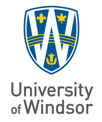 Uwindsor logo
